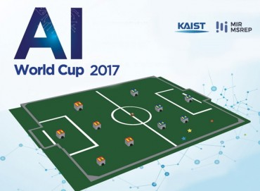 KAIST to Hold AI World Cup for University Students