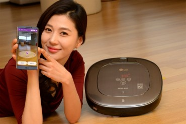 LG Says Its Robot Vacuum Cleaner as 'Intelligent as 7-year-old child'