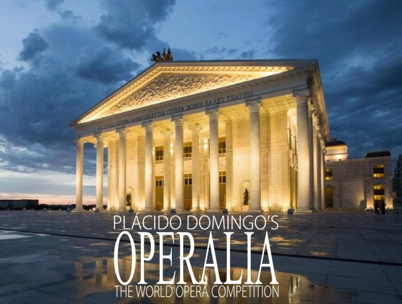 Placido Domingo's Operalia to be Held in Korea Next Year