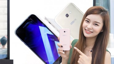 Samsung Releases 5.7-inch Galaxy A7 in South Korea