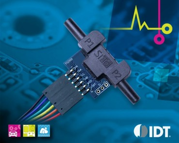 IDT Expands Sensor Portfolio with Solid-State Flow Sensor Modules for Liquids and Gases