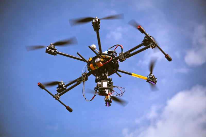 Government to Invest Over 1.2 Trillion Won in Drone Industry