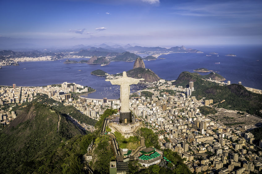 Brazil is rich in agriculture and natural resources such as ironstone and has a strong manufacturing industry, boasting the largest economy in Central and South America. Since 2002, Brazil has withstood several financial crises and political surprises, attracting foreign direct investment and positive reviews. (Image: Kobiz Media)
