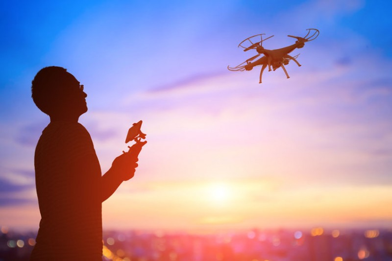 Government to Lift Ban on Drone Flights at Night