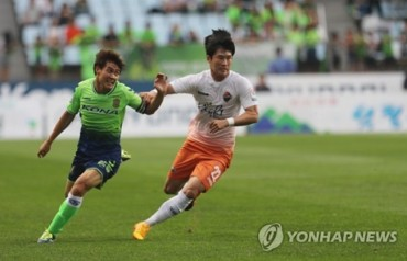 Gangwon FC Shows Solid Performance as Football League Reaches Halfway Point