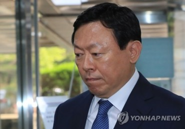 Lotte Chief Promises Transparent Management Structure