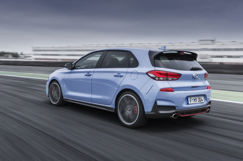 Hyundai i30N launched: full details of 271bhp hot hatch