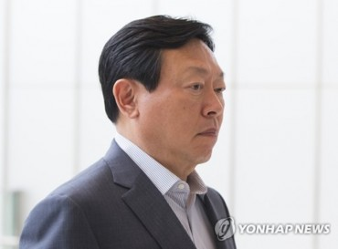 Lotte Chief Stresses Investment for Lucrative Business
