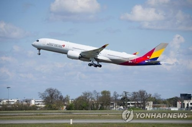 The Ministry of Land, Infrastructure and Transport convened a meeting of its administrative action review board earlier in the week to decide the level of punishment for airlines that have been involved in safety violations. (Image: Yonhap)
