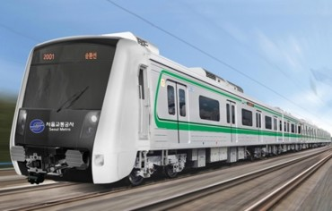 Hyundai Rotem Bags 220 Billion Won Order to Build Subway Trains