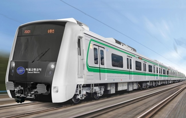 Hyundai Rotem Bags 220 Billion Won Order to Build Subway Trains