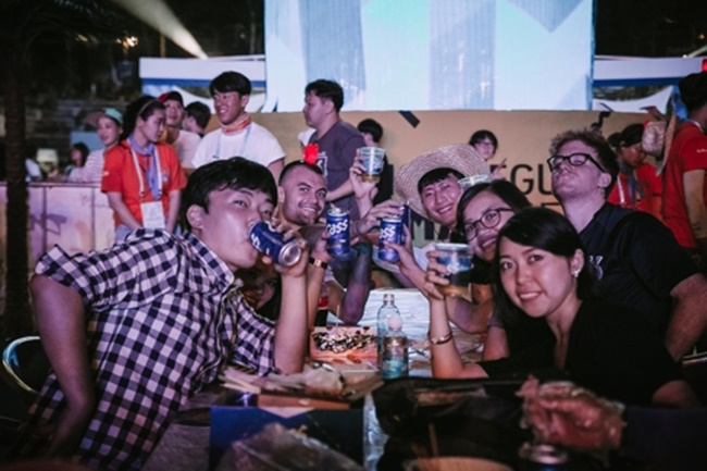 Fried Chicken Fans Flock to Daegu's Annual Chimac Festival