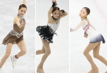 Teen Figure Skaters Put Growing Pains Behind