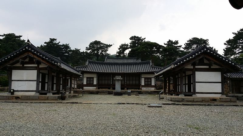 "A group of nine ancient private Confucian academies in the country, called ""Seowon"" in Korean, will again try to gain registration as a UNESCO World Heritage early next year, an official at the Cultural Heritage Administration (CHA) here said Monday.(Image: Wikimedia Commons)"
