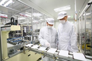 Samsung SDI, LG Chem Race to Develop Safer Battery