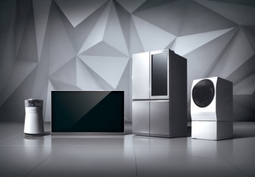 LG Electronics Wins Safety Certificate for High-end Home Appliances