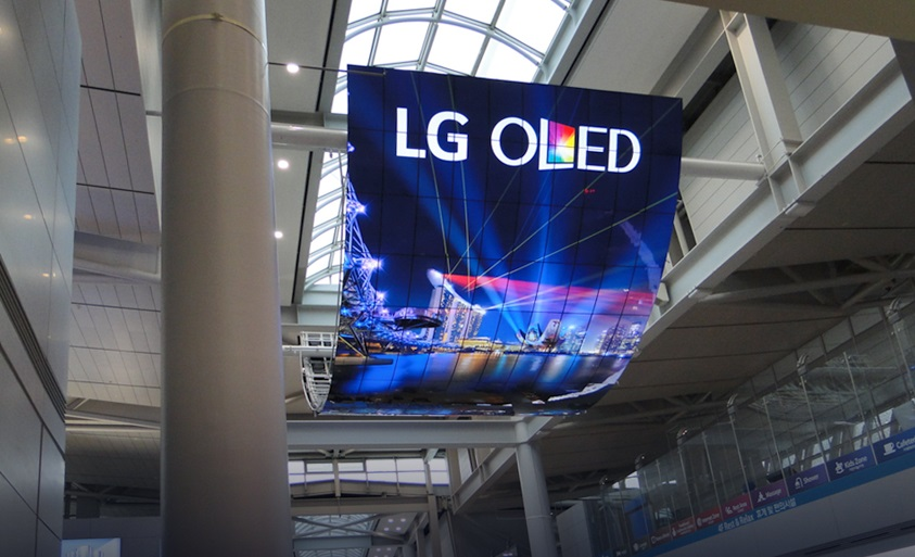 LG almost doubles investment in OLED