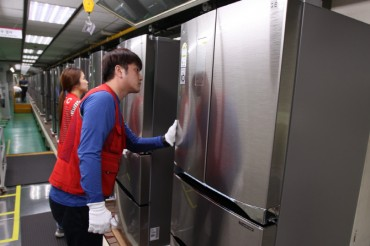 LG to Use Energy Efficient, Quiet Compressors on All New Refrigerators