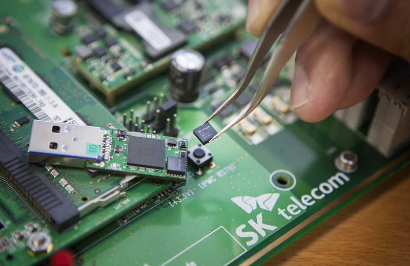 SK Telecom to Accelerate Popularization of Quantum Cryptography with Ultra-Small, Low-Cost QRNG