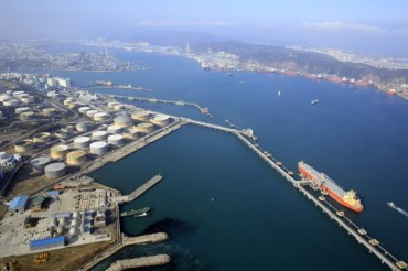 2nd-phase Construction Begins at Ulsan Port for Oil Hub Project