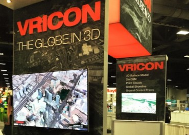 U.S. Army Awards Vricon Contract for One World Terrain