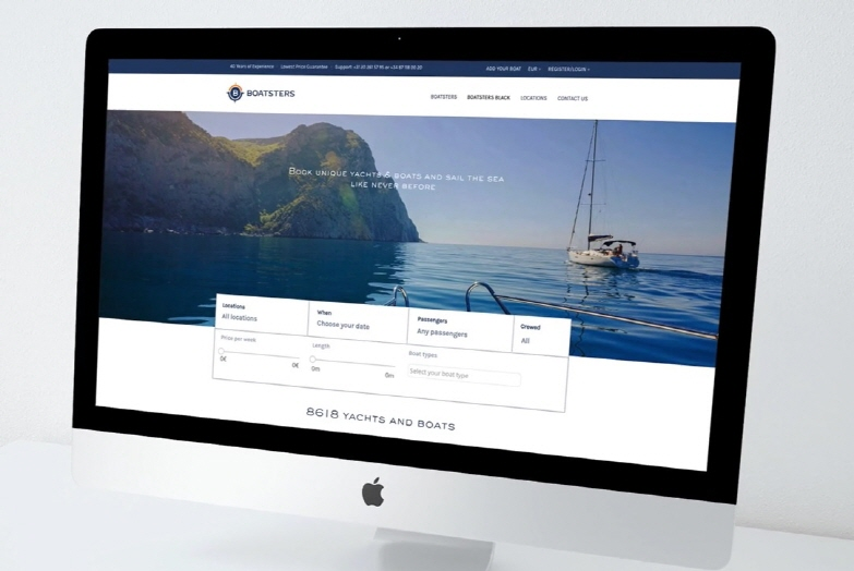 Acapture and Boatsters Launch the First, End-to-end VR Webshop