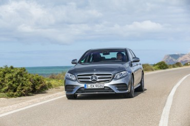S. Korea Emerges as Key Market for Mercedes-Benz in H1