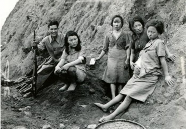 Video Footage of Korean Comfort Women Discovered