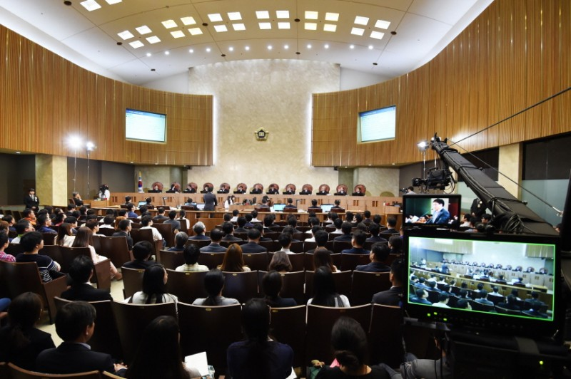 Top Court OKs Live TV Broadcast of Sentencing Hearings in Lower Courts