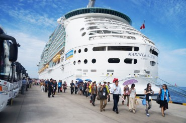 Foreign Cruise Tourists Fall Sharply amid China Sanctions: Data