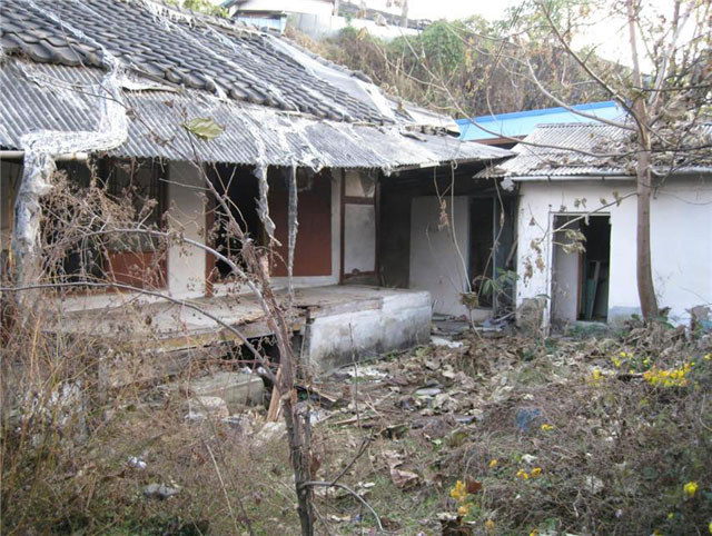 Abandoned Houses on the Rise Again in Rural Areas