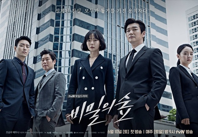 Global streaming service Netflix is rapidly emerging as a promising alternative for the South Korean TV industry, as political tension with China, once the biggest export destination of South Korean TV shows, has put a strain on local content creators. (Image: TvN)