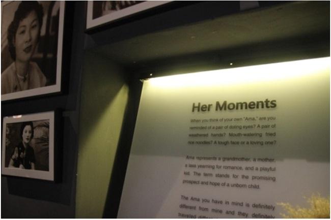 'Returning Home'Headlines Taiwanese Sex Slave Film Exhibition