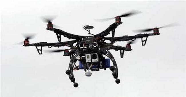 Police Face New Frontier with Surge in Drone Crimes. (Image: Yonhap)
