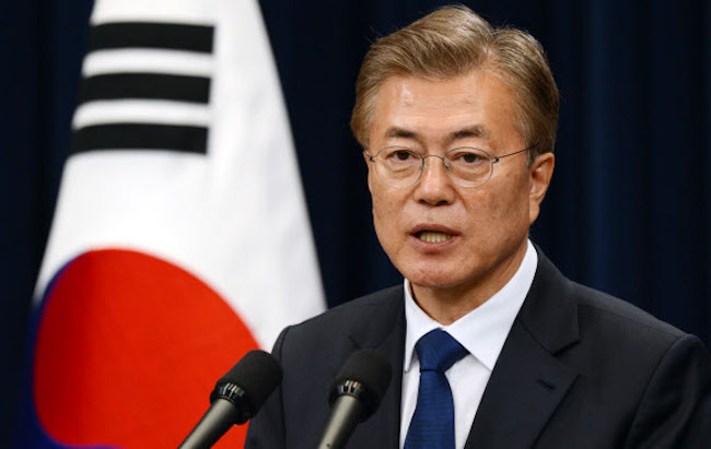 On August 21, the president apologized for the concern that the eggs scandal has caused and promised rapid reforms. (Image: Yonhap)