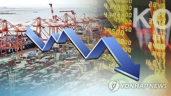 The report identifies flaws in domestic means of production and the delay in transition to new businesses as two primary anchors holding down the growth of key industries. (Image: Yonhap)