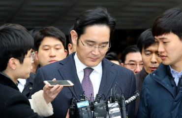 Civic Groups Say He's Guilty, Samsung Heir Lee Insists He's Not a Bad Person
