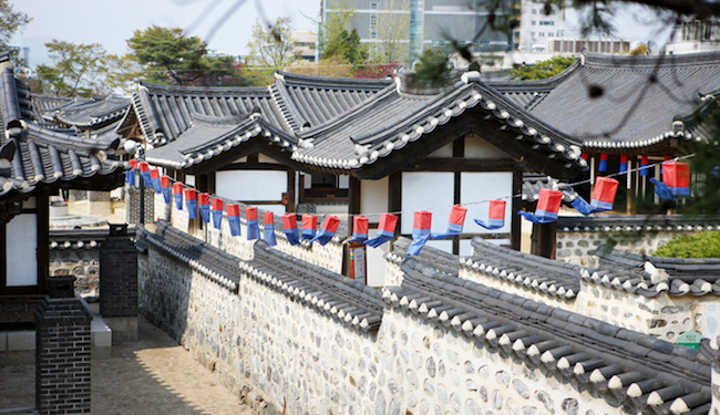 Gentrification Threatens Bukchon Hanok Village. (Image: Korea Tourism Organization)