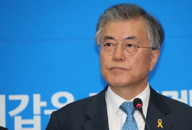 Moon's Approval Rating Suffers Over Venture Minister Nomination