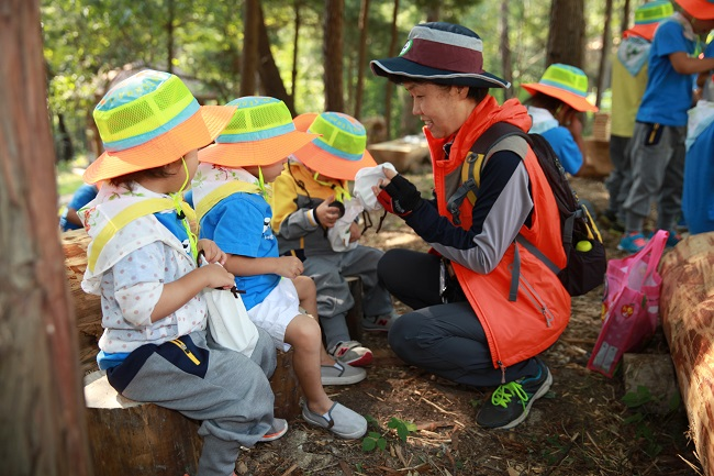 Korea Forest Service to Create Thousands of Jobs in Forestry Sector