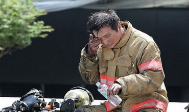 One Third of Korean Fire Dept. Personnel Suffer From Mental Health Problems, But No One Seems to Care