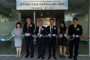 South Korean Content Agency Opens Business Center in L.A.