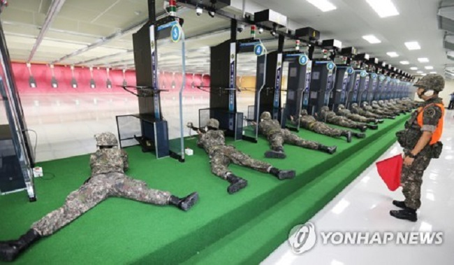 The 132,000-square-meter facility is the first of its kind that will be able to accommodate a full battalion of reserve forces and provide the latest in cutting edge technology. (Image: Yonhap)
