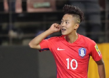 Footballer Lee Seung Woo To Sign With Serie A Team Hellas Verona FC