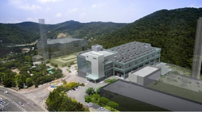 The new fuel cell power plant will produce energy by taking the hydrogen and oxygen in compound methane, a central component of natural gas, and causing a chemical reaction to generate electricity. (Image: Busan Green Energy)