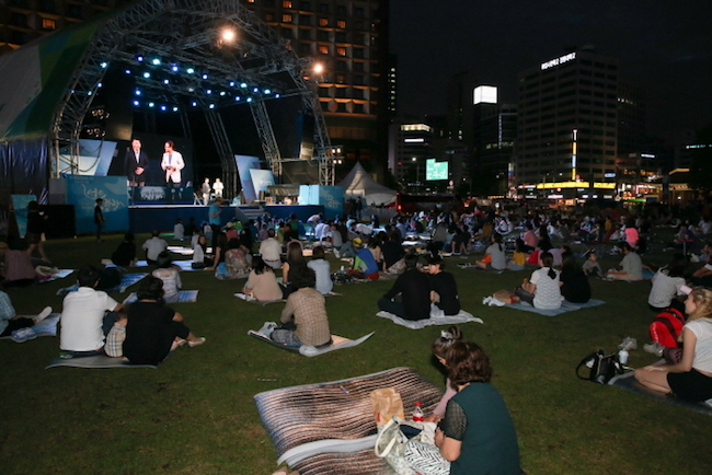 For both dates, a stage will be set up in Seoul Plaza where a diverse group of musical performances will be on display.  (Image: Korea Tourism Organization)