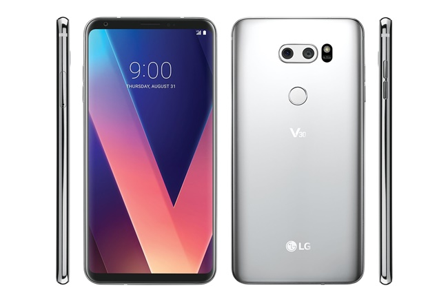 LG V30 Will Feature Korean-Language Google Assistant
