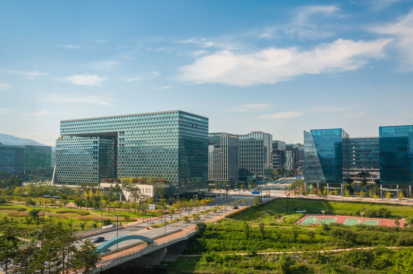 This means Pangyo Techno Valley accounts for 22 percent of the regional gross domestic product of Gyeonggi Province, and is nearly on a par with that of Busan and Incheon, which created 78 and 76 trillion won in sales, respectively. (Image: Kobiz Media)