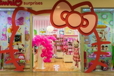 Spider Man Refrigerator, Hello Kitty Boombox: Companies Look to Culture Icons for Marketing Help