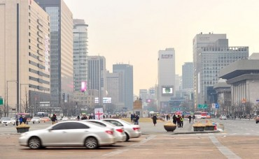 Cars to be Banned in Gwanghwamun Square, Presidential Office to Move In